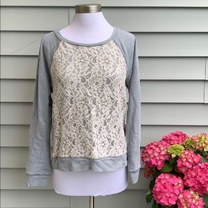Apt 9 sweatshirt